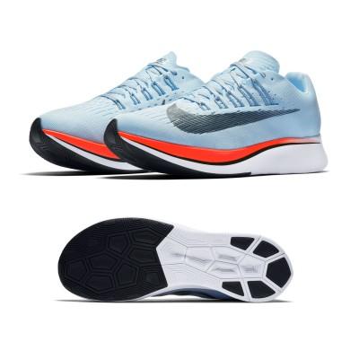 ZOOM FLY Laufschuhe Herren seitlich, sohle 2017 von Nike