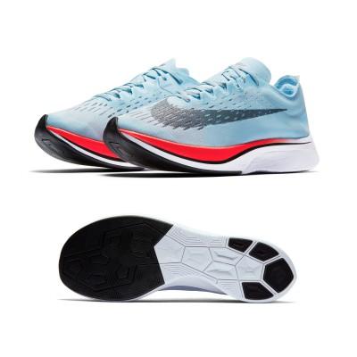 ZOOM VAPORFLY 4 Laufschuhe Herren seitlich, sohle 2017 von Nike