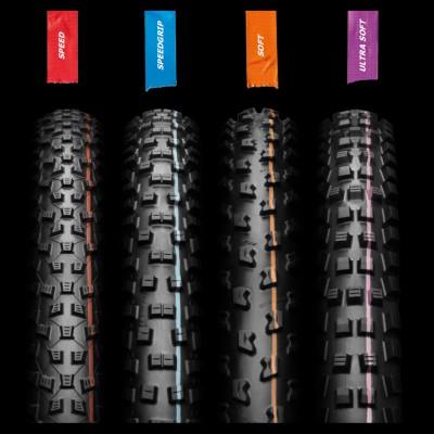MTB Addix Compound Speed, Speedgrip, Soft, Ultra Soft 2017 von Schwalbe