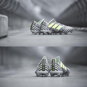 Nemeziz Fußballschuhe seite, hinten 2017 von adidas