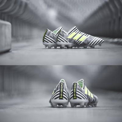 Nemeziz Fuballschuhe seite, hinten 2017 von adidas