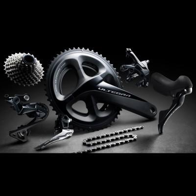 ULTEGRA R8000 mechanische Komponenten 2017 von Shimano