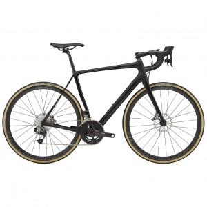 Synapse Hi-MOD Endurance-Rennrad mit Scheibenbremsen u. SRAM Red eTap 2017 von Cannondale