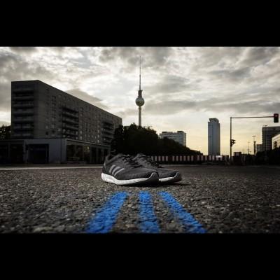 adizero Sub2 Laufschuh mit optimierter, leichterer BOOST Technologie limitiert 2017 von adidas