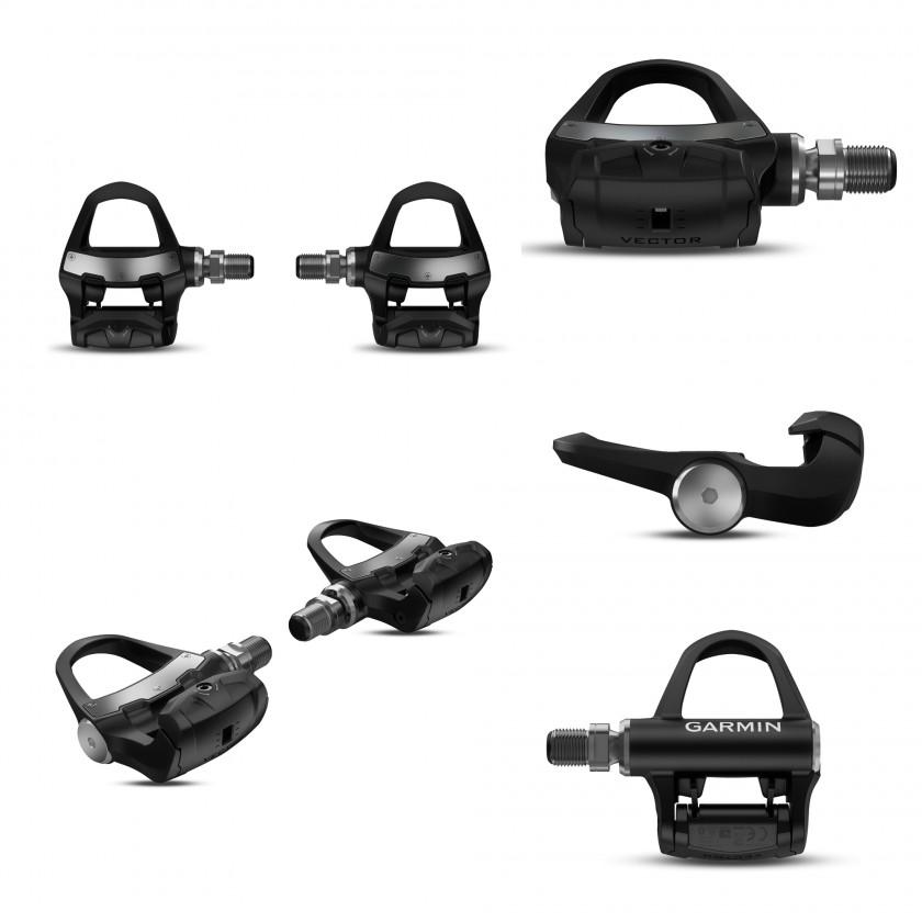 Vector 3 Pedal-Leistungsmessgerät 2017 von Garmin
