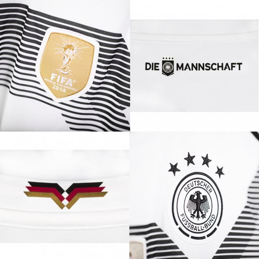 DFB-Heim-Trikot für die WM 2018 von adidas - details