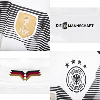 DFB-Heim-Trikot fr die WM 2018 von adidas - details