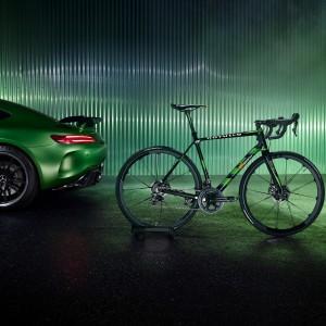 R.S2 Limited Edition Beast of the Green Hell Rennrad 2017 von Rotwild