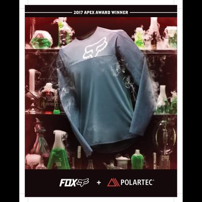 Racing Attack Pro Jersey Herren 2018 von FOX