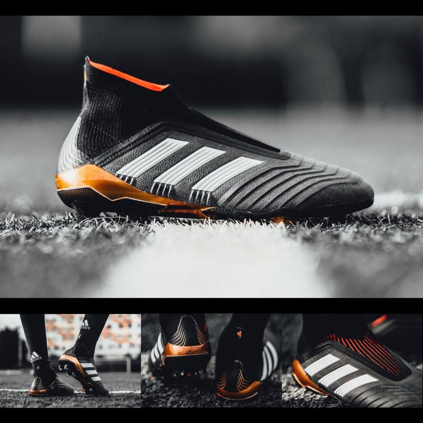 Predator 18+ Fußballschuhe 2017 von adidas