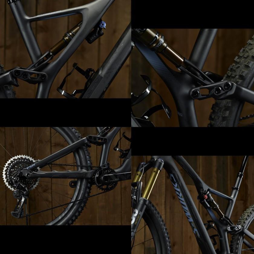 S-Works Stumpjumper 29 Mountainbike Details 2018 von Specialized