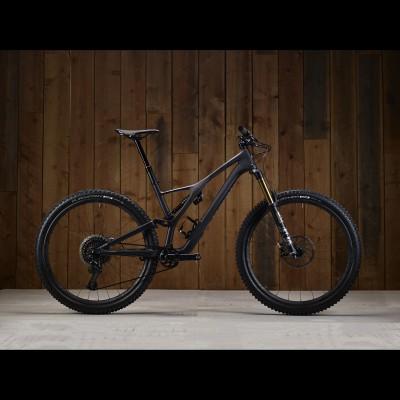 S-Works Stumpjumper 29 Mountainbike seite 2018 von Specialized