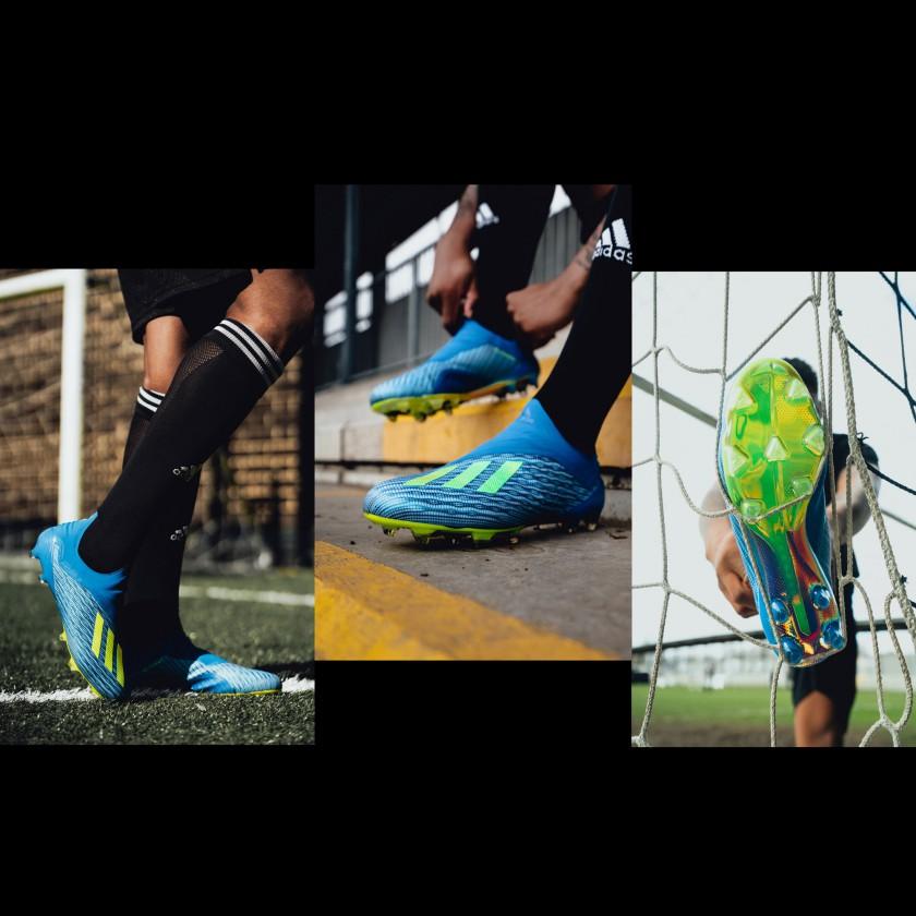 X18+ Energy Mode-Pack Fußballschuhe seite, sohle 2018 von adidas