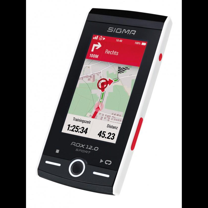 ROX 12.0 SPORT GPS-Fahrradcomputer 2018 von SIGMA