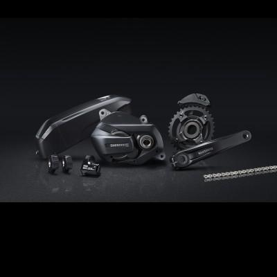 Shimano STEPS E7000 E-Mountainbike Gruppe samt Mittelmotor 2018
