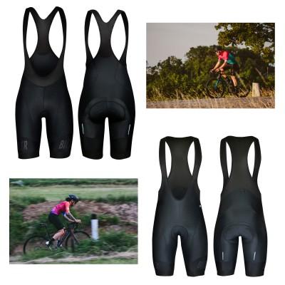 Neo Classic Long Distance Radhose Ruckzuck Damen  Herren vorne, hinten 2018 von Biehler Sportswear