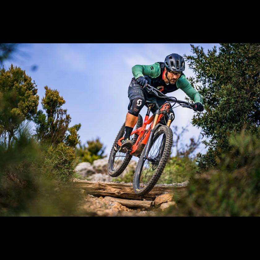 Ransom 900 TUNED Mountainbike Fully in Aktion 2019 von Scott Sports