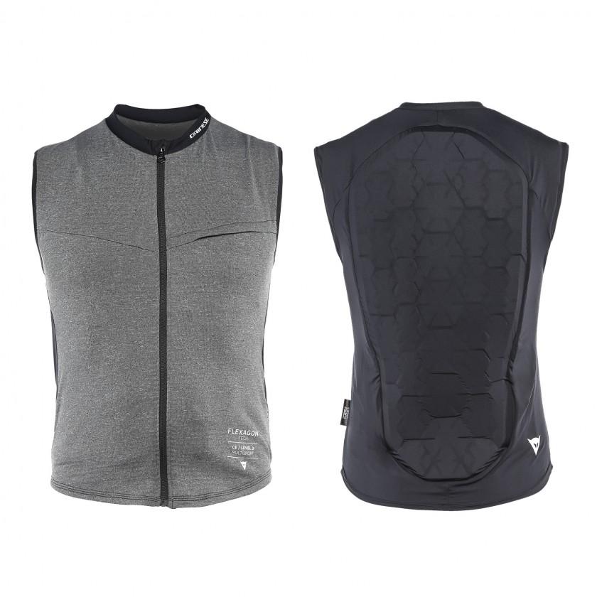 Flexagon PL Waistcoat Rückenprotektor/Baselayer vorne, hinten 2018/19 von Dainese
