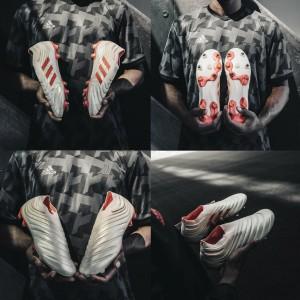 Copa 19+ Fußballschuhe innen, sohle, vorne 2018 von adidas