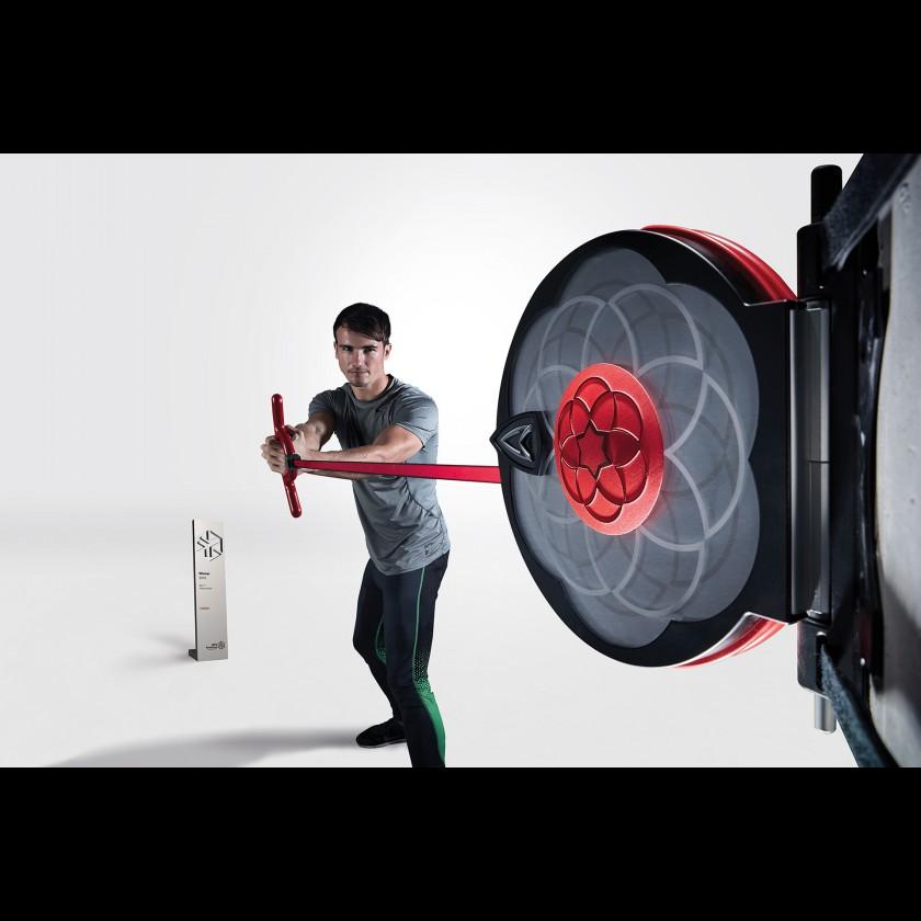 YoRoller - tragbare Krafttrainingsstation: Winner Fitness des ISPO Brandnew Awards 2019