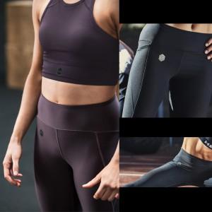 Under Armour RUSH-Kollektion - fr besonders intensive Workouts - Frauen Sport-BH, Tights 2019