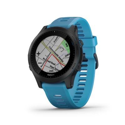 Forerunner 945 GPS-Multisportuhr Kartenansicht 2019 von Garmin