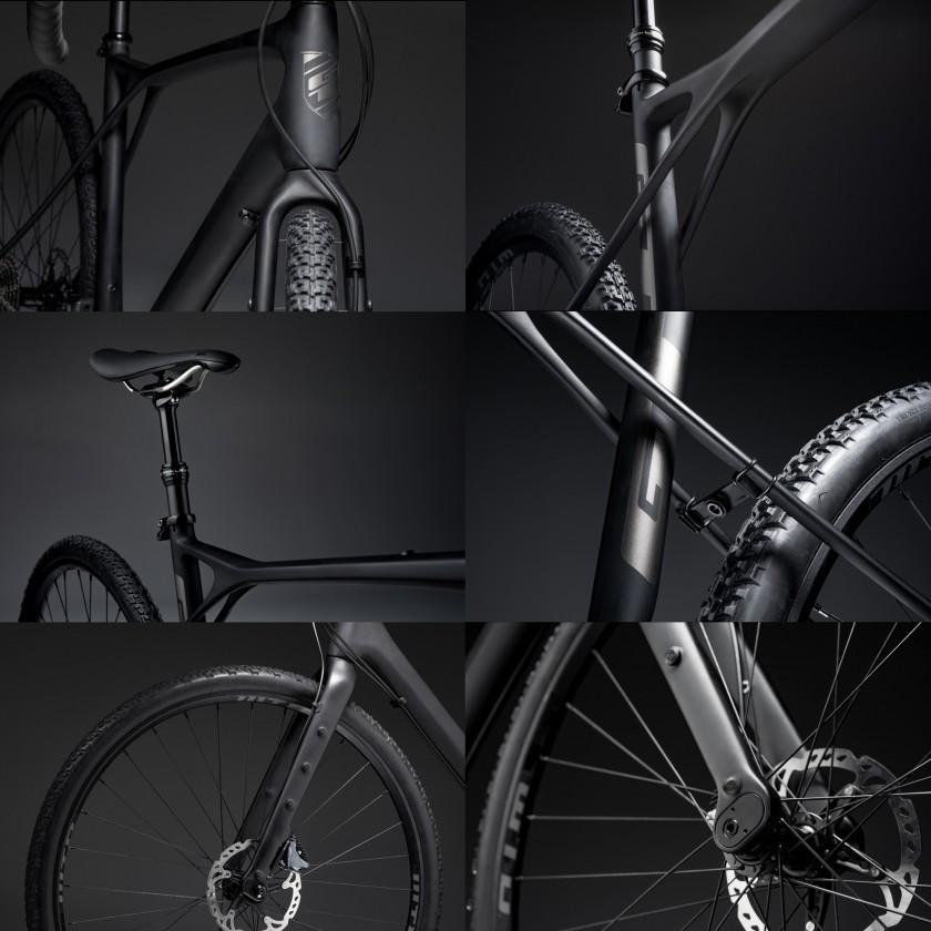 GT Bicycles Grade Gravelbike Detailansichten 2019