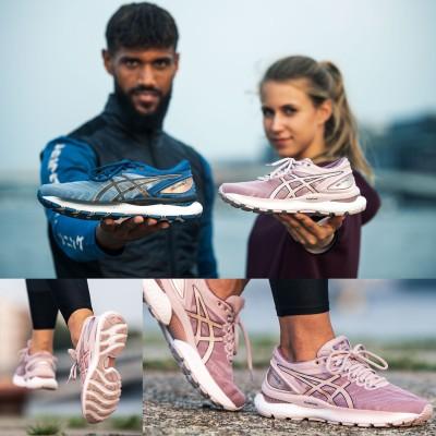 GEL-NIMBUS 22 Laufschuhe Herren/Damen 2019 von Asics