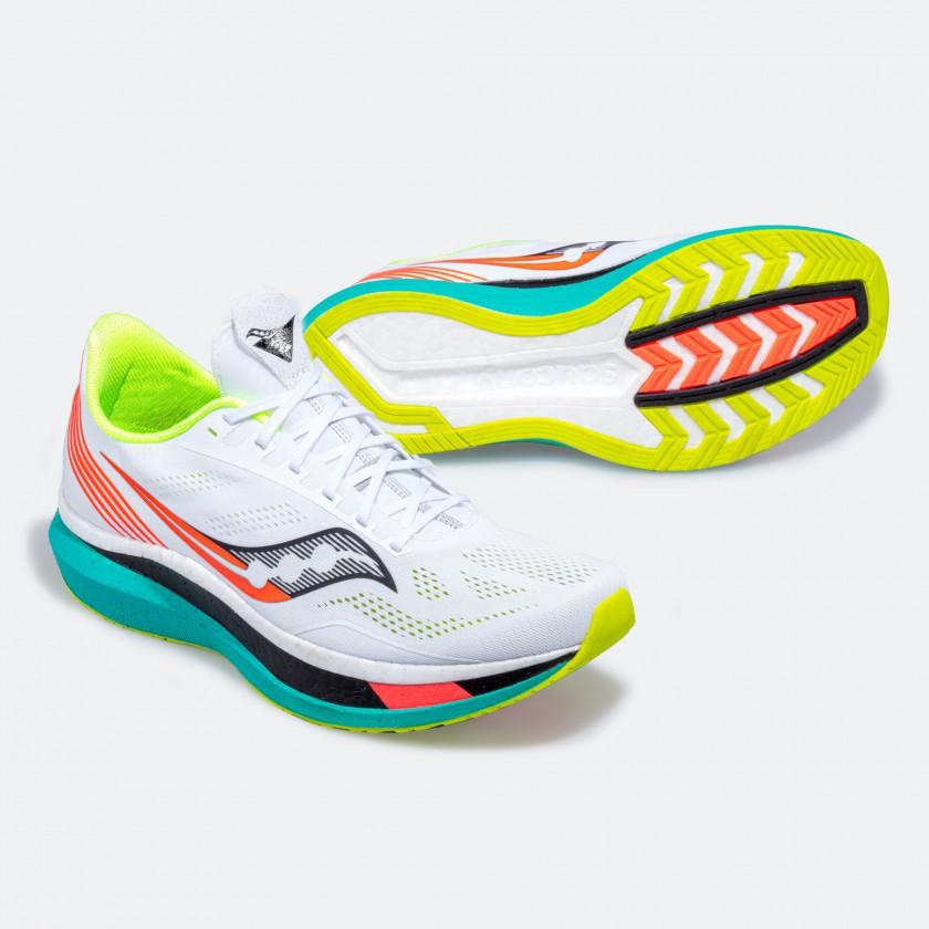 Saucony Endorphin Pro Laufschuh mit SpeedRoll-Technologie 2020