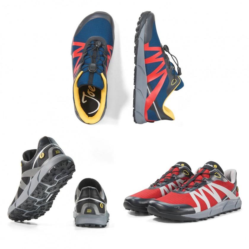 nimbleToes Trail Addict Trailrunningschuhe Herren, Unisex, Damen 2020 von Joe Nimble