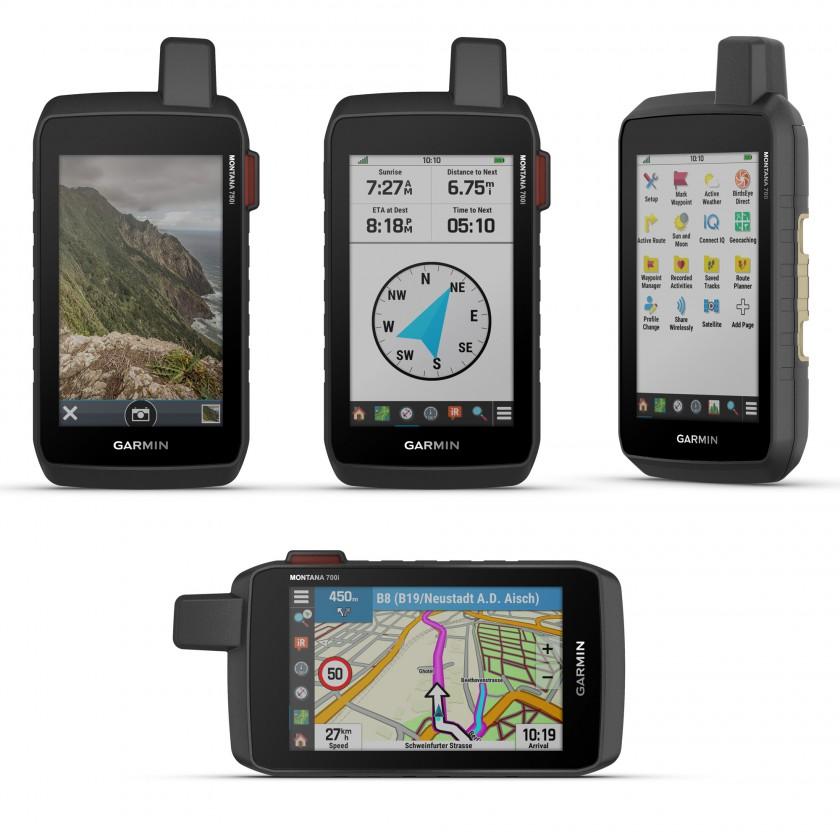 Garmin Montana 700-Serie - Outdoor-GPS-Navigationsgerte - Kamera, Kompass, Men, Navi 2020