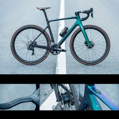 Scott ADDICT eRIDE PREMIUM Rennrad Details: Syncros Lenker, MAHLE/ebikemotion Motor, Bedienelement 2020