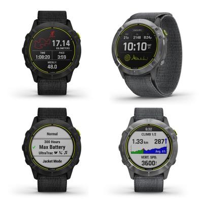 Garmin Enduro Multisport-Smartwatch fr Ultrasportler 2021