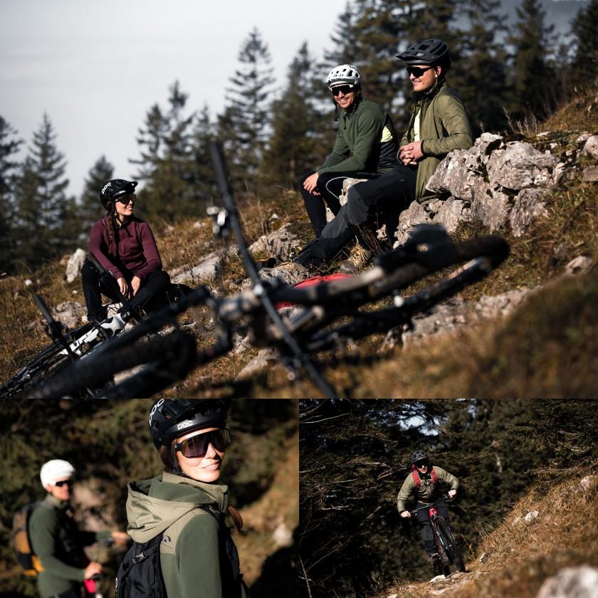 PROTECTIVE Clean Performance Projekt: Der nchste Schritt in Richtung biodegradable bikewear