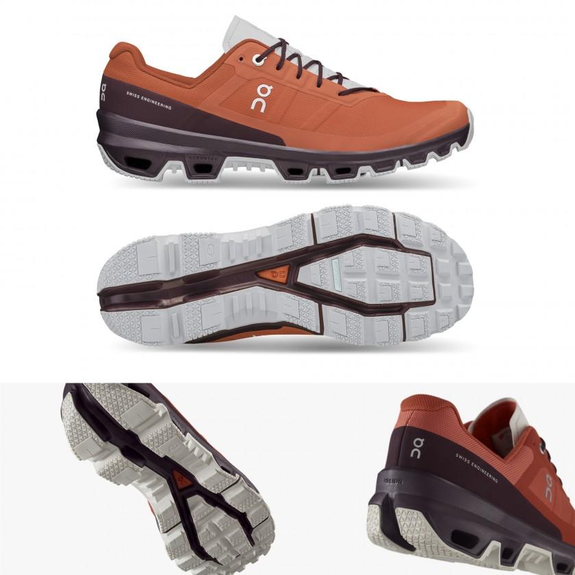 On Cloudventure 3 Trailrunning-Schuhe 2021