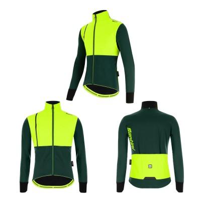 Santini Vega Absolute Jacket mit Polartec Power Shield Pro Technologie 2021/22