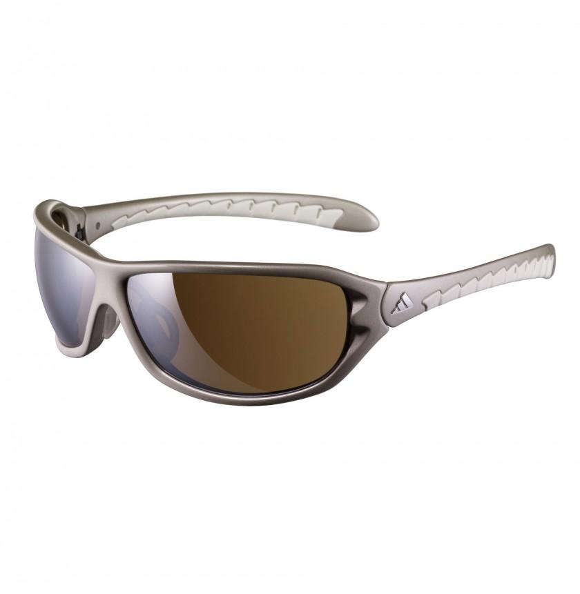 Multisportbrille Agilis - creme white