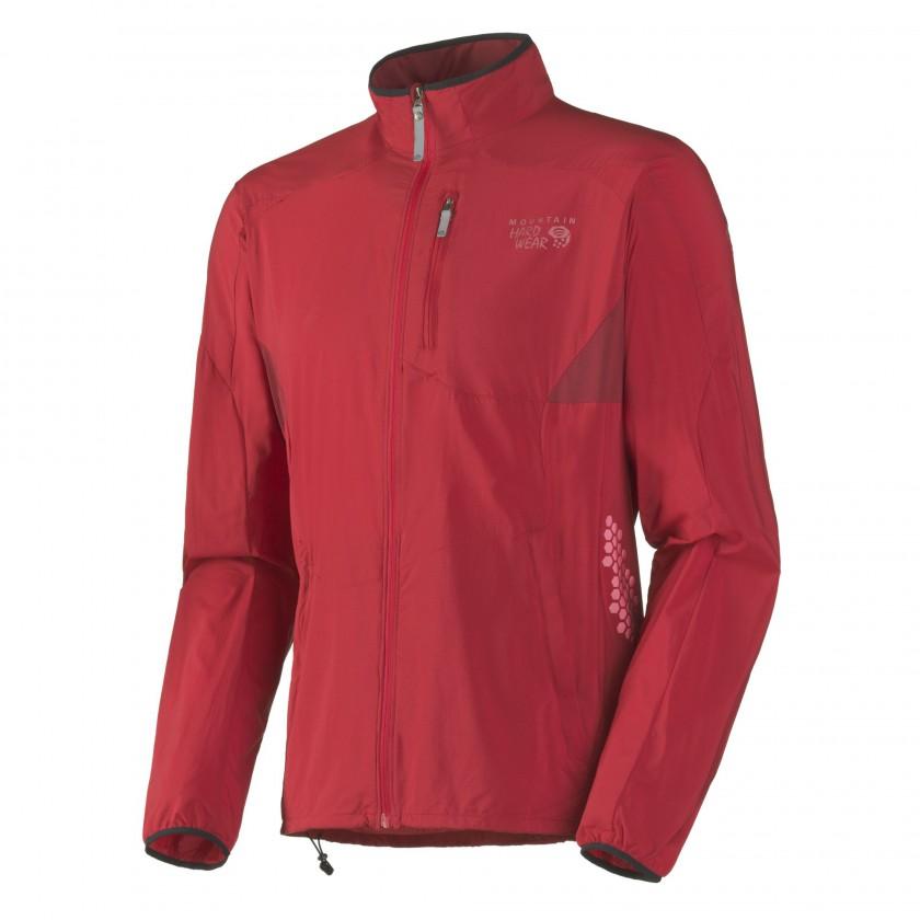 Geist Jacket - men, red