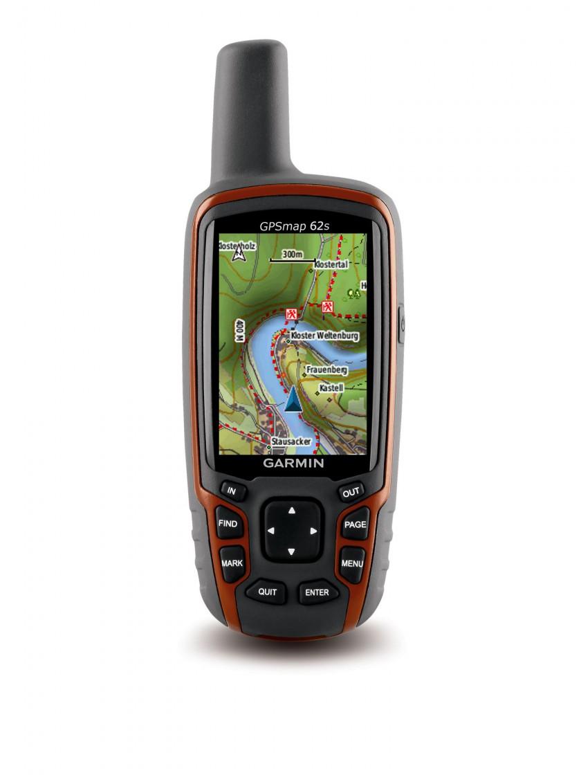 GPS-Navigationsgerät GPSmap 62s
