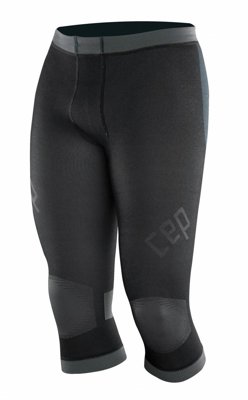CEP compression inner pants men schwarz/grau