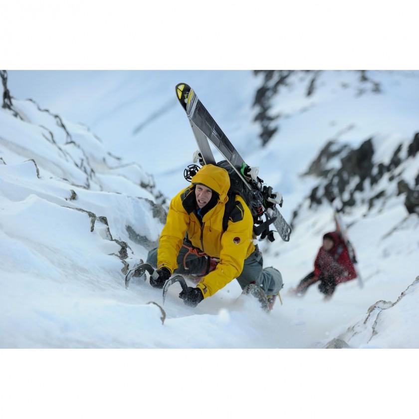 MAMMUT Adrenaline Jacket Action