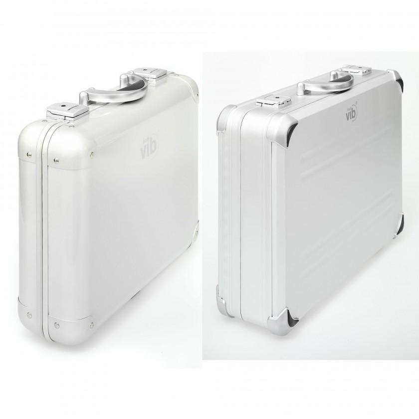 BodyVib Alu-Vibrationshantel-Koffer