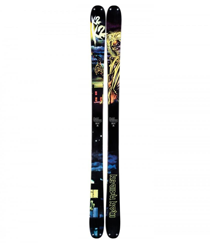 K2 Iron Maiden Limited Edition Ski