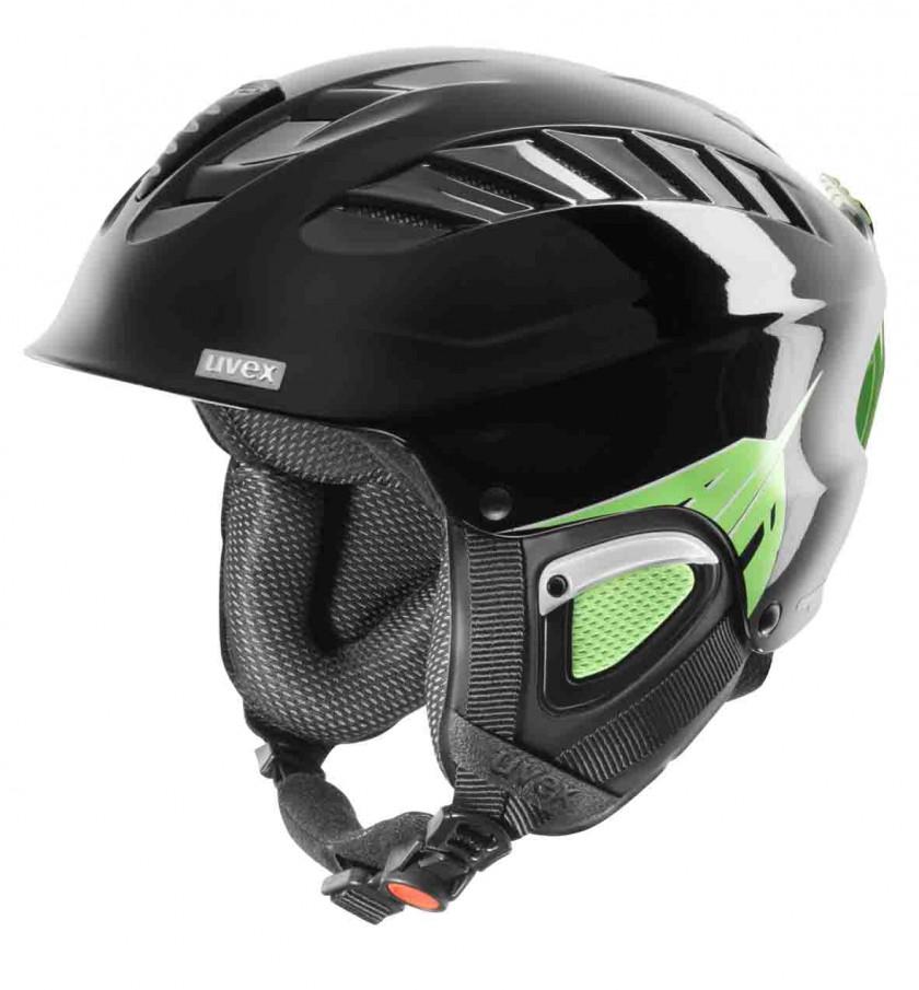 uvex x-ride motion air - black