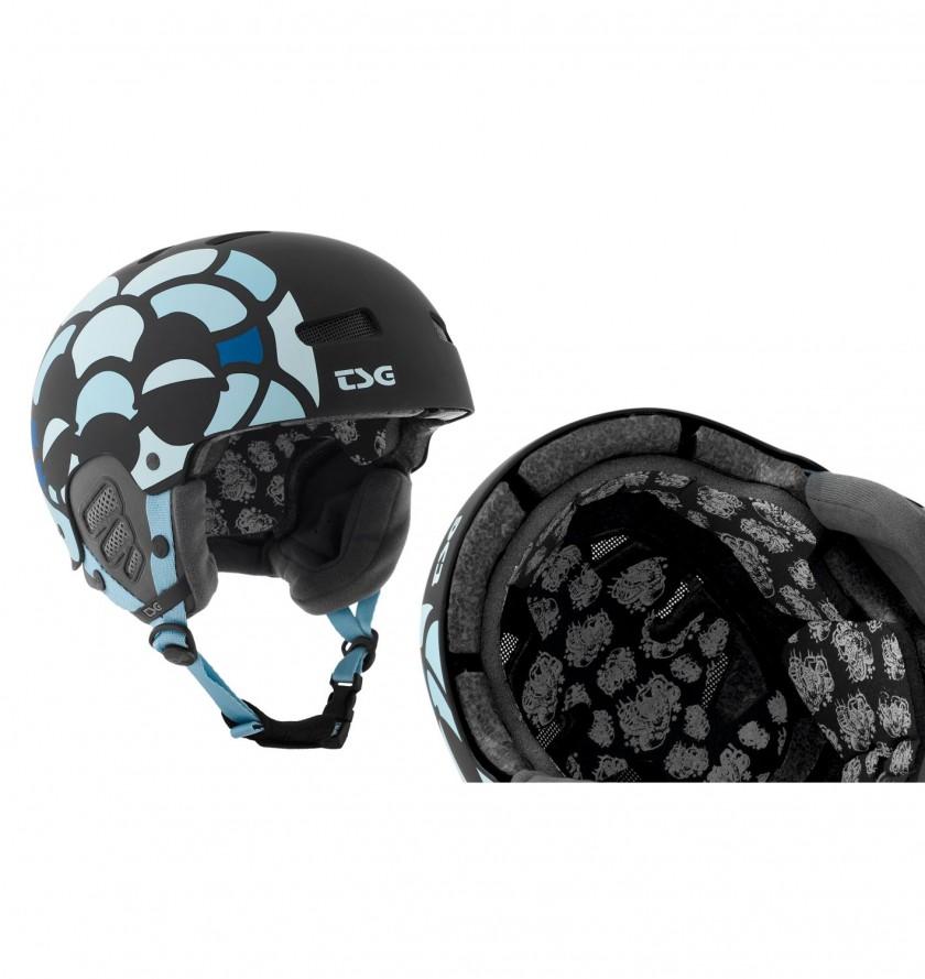 Arctic Kraken Helmet TSG - Winner ispo Boardsports Award 2011