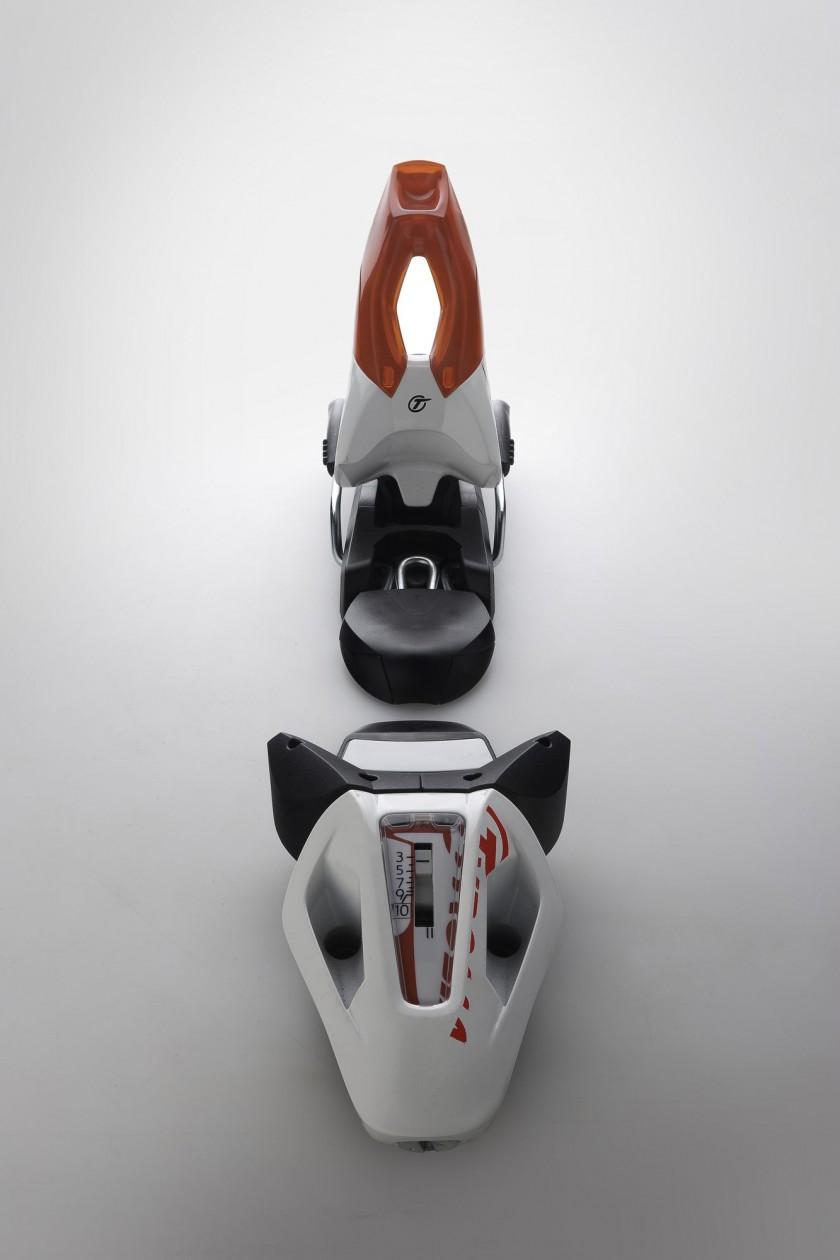 Bindung SX10 von Tyrolia gewinnt Plus X Award fr High Quality und Design