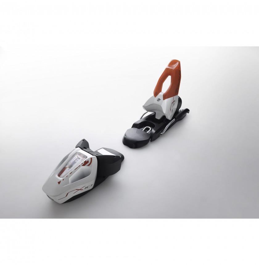 Bindung SX10 von Tyrolia gewinnt Plus X Award fr High Quality und Design - links