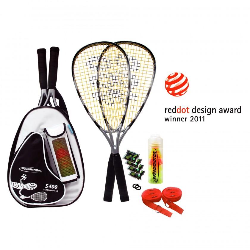 Speedminton S400 Set gewinnt red dot design award