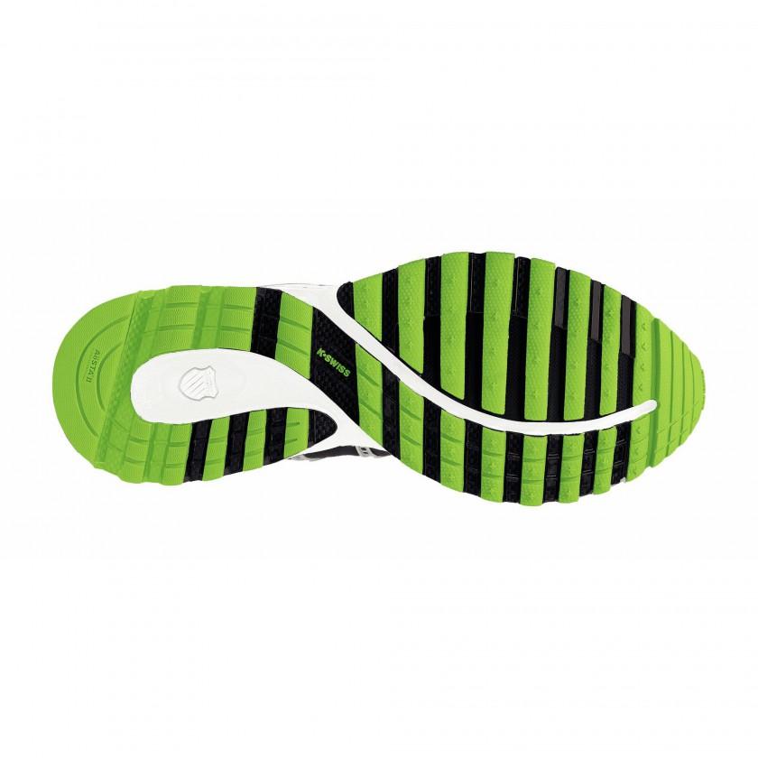 Tubes Men green Sohle