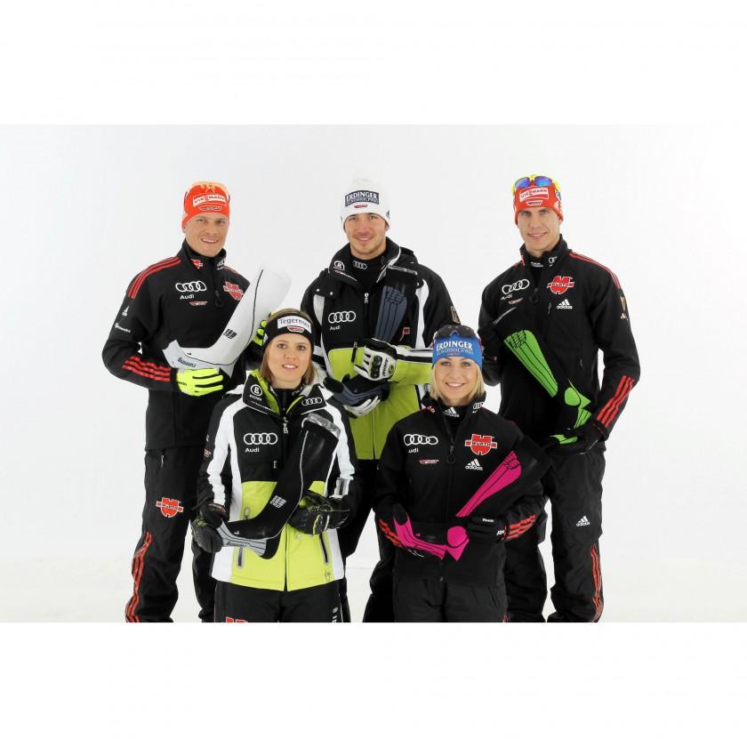 DSV Athleten tragen CEP Socken bei ihren Wettkämpfen